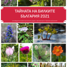 """Календар """"Тайната на билките България 2021г"""""""